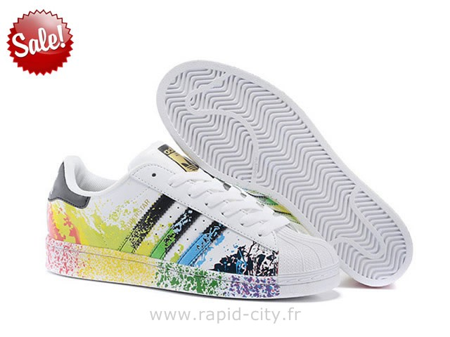 adidas superstar fille